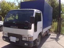 Isuzu Elf. Продается грузовик 2003г, обмен на джип, микроавтобус 4вд., 2 000 куб. см., 1 650 кг.