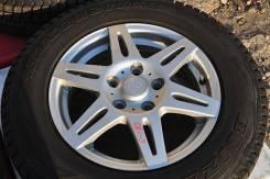 Литые диски Bridgestone CV201. 5.0x15, 5x114.30, ET48, ЦО 70,0мм.