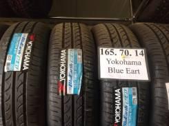Yokohama BluEarth AE-01. Летние, без износа, 4 шт