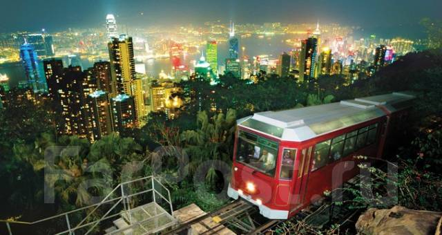 Гонконг. Гонгконг. Экскурсионный тур. Гонконг! Горящий тур! 26/04/18 - 7 ночей от 52.000 руб