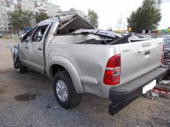 Toyota Hilux Pick Up. KUN25L, 2KDFTV