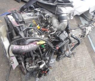 Двигатель в сборе. Suzuki Escudo, TD32W