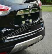Накладка багажника. Nissan X-Trail