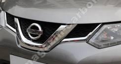 Молдинг решетки радиатора. Nissan X-Trail
