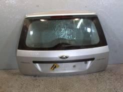 Крышка багажника. Ford Fiesta Ford Territory
