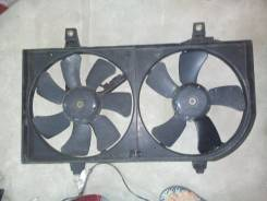 Диффузор. Nissan Bluebird Sylphy Nissan AD, VFY11 Nissan Sunny Nissan Wingroad, VFY11 Двигатель QG15DE
