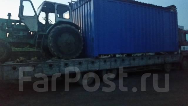 Услуги эвакуатора 15 тонн, контейнера, металл 12 метров