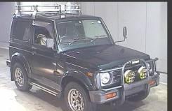 Рама. Suzuki Jimny Sierra, JB31W Suzuki Jimny, JB31W Двигатель G13B
