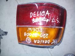 Стоп-сигнал левый в крыло (220-87009) 1996г. Mitsubishi Delica, PD6W Двигатель 6G72