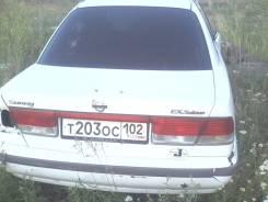 Крышка багажника. Nissan Sunny, B15, FB15, QB15 Nissan Wingroad, B15, QB15 Двигатель QG15DE