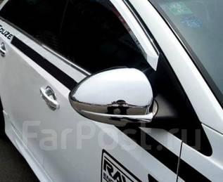 Накладка на зеркало. Chevrolet Cruze