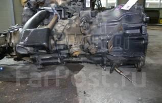 Механическая коробка переключения передач. Mitsubishi Canter, FD50AB Двигатель 4M40
