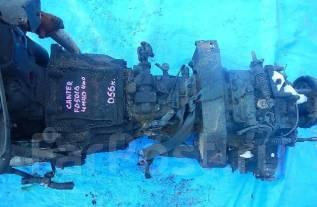 Механическая коробка переключения передач. Mitsubishi Canter Двигатель 4M40