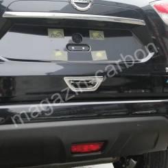 Накладка на ручки дверей. Nissan X-Trail