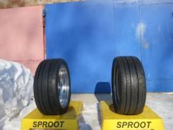 Bridgestone Potenza RE070R. Летние, износ: 5%, 2 шт