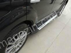Подножка. Subaru Forester, SH. Под заказ