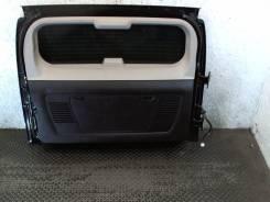 Крышка багажника. Hummer H3