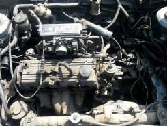 Двигатель. Mazda Familia
