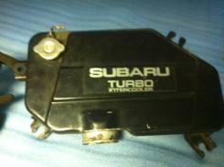 Интеркулер. Subaru