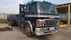 Hino Ranger FC. Продам грузовик с крановой установкой, 17 000куб. см., 15 000кг.