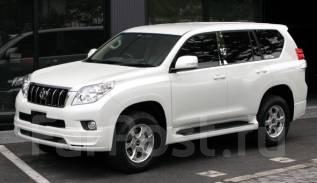 Обвес кузова аэродинамический. Jurgens Exclusive Toyota Land Cruiser Prado