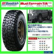 BFGoodrich Mud-Terrain T/A KM2. Грязь MT, без износа, 4 шт. Под заказ