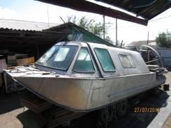 Продам или обменяю корпус катера( аэроглиссера). Год: 2010 год, длина 7,20м., двигатель стационарный, 150,00л.с., бензин