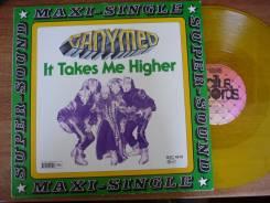 """Культ! Ganymed - It Takes Me Higher - DE 12"""" 1978 Легенда Спэйс Диско"""