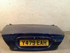 Крышка багажника. Jaguar S-type