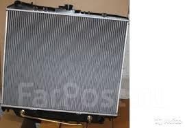 Радиатор охлаждения двигателя. Honda: Accord, Avancier, CR-V, Ascot, Ascot Innova, Civic, Fit, Civic Ferio, Domani, Capa Двигатель S