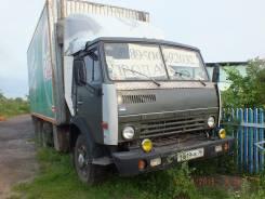 КамАЗ 5320. Продается фургон камаз 5320, 10 850куб. см., 10 000кг., 4x2