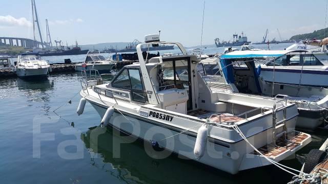 Аренда катера, доставка на рейд, морское такси, услуги водолаза. 10 человек, 60км/ч