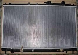 Радиатор охлаждения двигателя. Mazda: Atenza, Mazda3, 626, Mazda6, Bongo, MPV, 323, Capella Двигатель F