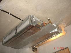 Проектирование, монтаж систем вентиляции и кондиционирования Аэрация