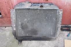 Радиатор двигателя ЗИЛ-130 131 трубчато-ленточный 3-х рядный медный