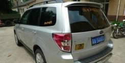 Спойлер. Subaru Forester, SH5, SHJ, SH9, SH, SH9L