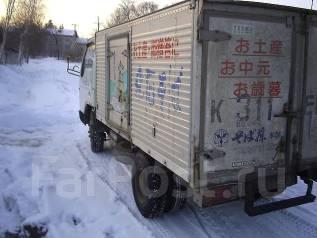 Ареда грузовика. Без водителя