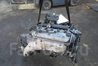 Двигатель. Honda Rafaga, CE4 Двигатель G20A
