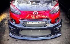 Обвес кузова аэродинамический. Mazda Demio. Под заказ
