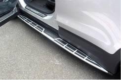 Подножка. Hyundai Santa Fe. Под заказ