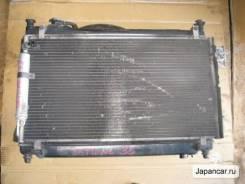 Радиатор кондиционера. Nissan Skyline