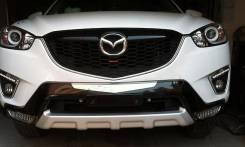 Диффузоры, накладки на бампера Mazda CX-5. Mazda CX-5. Под заказ