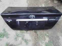 Крышка багажника. Toyota Camry, ACV35, ACV30, ACV30L Двигатели: 1MZFE, 2AZFE