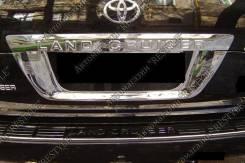 Накладка на дверь. Toyota Land Cruiser, J200, URJ202, URJ202W, UZJ200, UZJ200W, VDJ200 Двигатели: 1URFE, 1VDFTV, 2UZFE, 3URFE