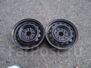 Toyota. 5.5x14, 5x114.30, ЦО 60,1мм.