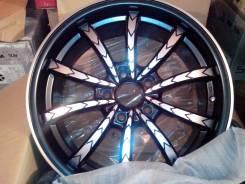 Sakura Wheels. 8.0x18, 5x112.00, ET42