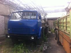 МАЗ 5334. Буровая 1ба-15в