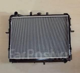 Радиатор охлаждения двигателя. Mazda Bongo, SSF8R, SSF8RE, SSF8WE, SSF8V, SSF8W