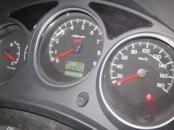 Панель приборов. Subaru Forester, SG9, SG9L
