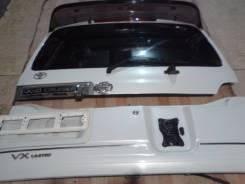 Дверь багажника. Toyota Land Cruiser
